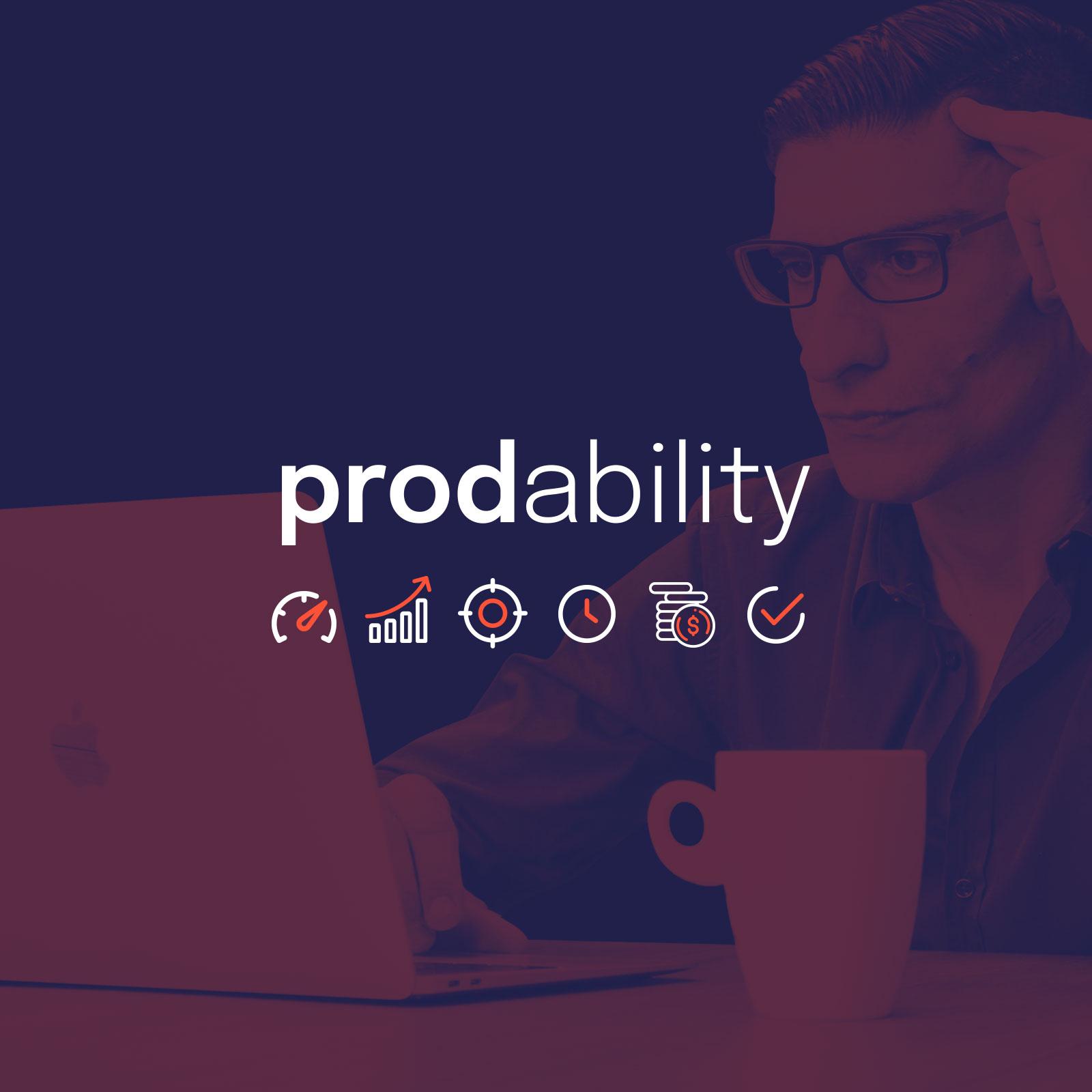 Prodability – Acconto offerta lancio